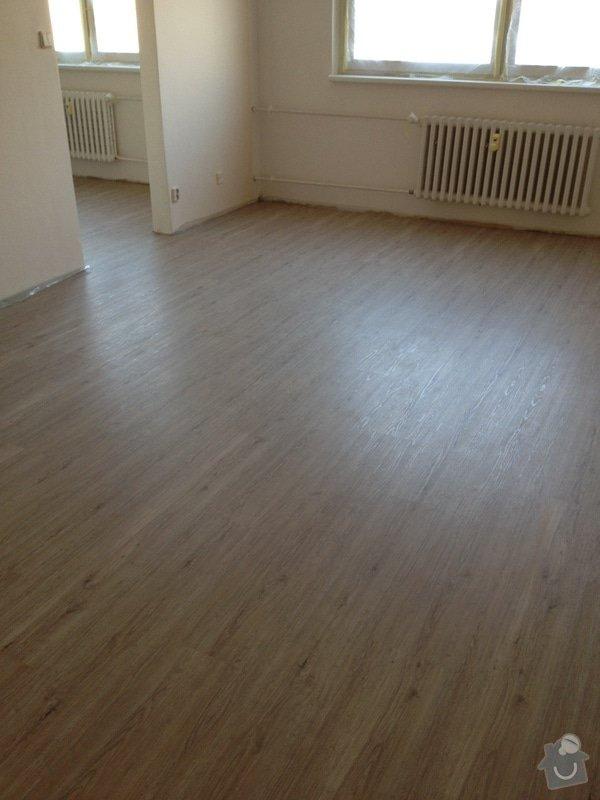 Pokládka vinyl podlahy : IMG_2062