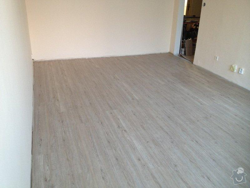 Pokládka vinyl podlahy : IMG_2066