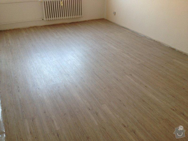 Pokládka vinyl podlahy : IMG_2070