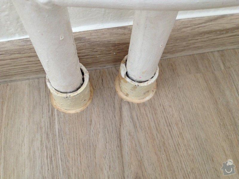 Pokládka vinyl podlahy : IMG_2115