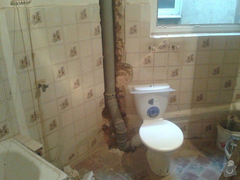 Rekonstrukce koupelny: 20140402_081634
