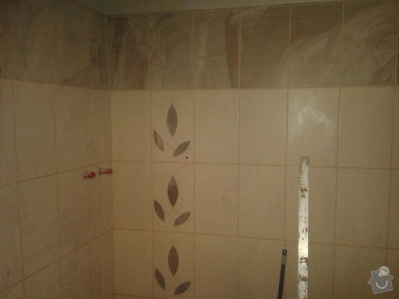 Rekonstrukce koupelny: 20140417_163830