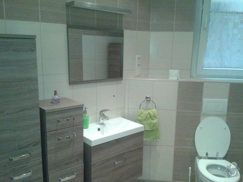 Rekonstrukce koupelny: 20140422_161456
