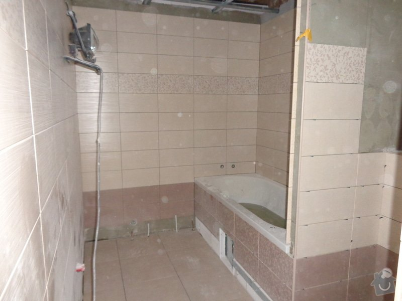 Oblozeni koupelny a wc: DSC00221