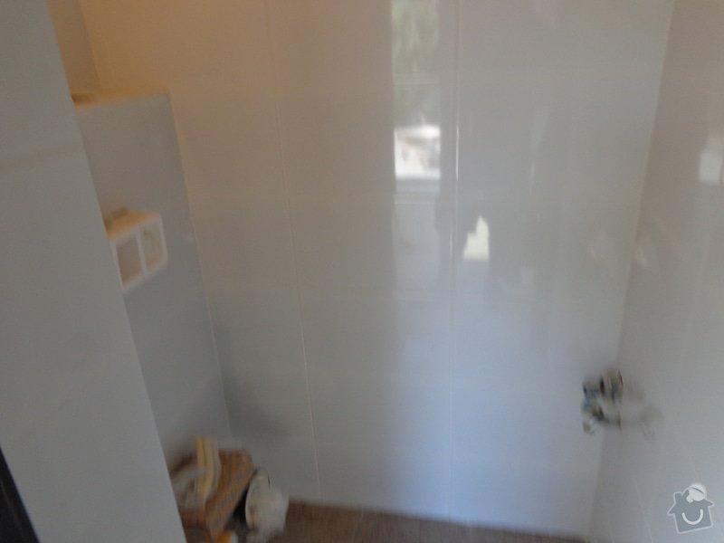 Oblozeni koupelny a wc: DSC00222
