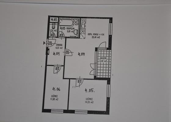 Interiérové řešení bytu - interiérový design