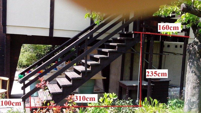 Výrobce a instalace kovového schodiště: schody