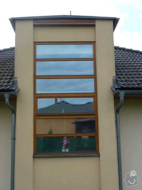 Renovace dřevěných oken a zábradlí: P1030561