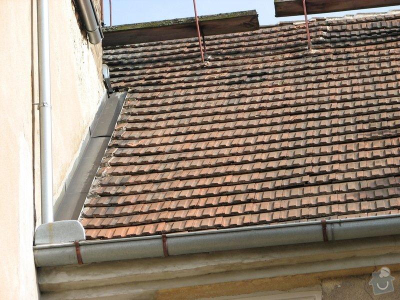 Oprava střechy - zatékání: IMG_9874