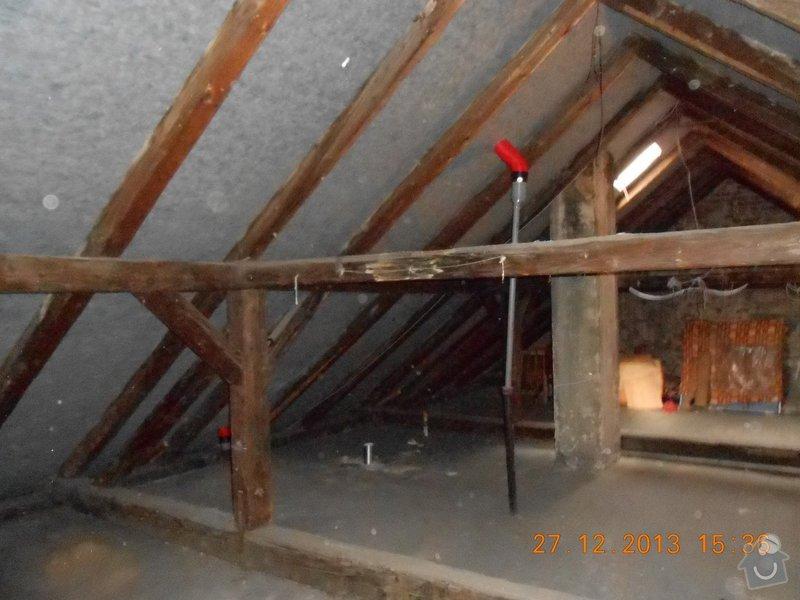 Rekonstrukce střechy: DSCN0726