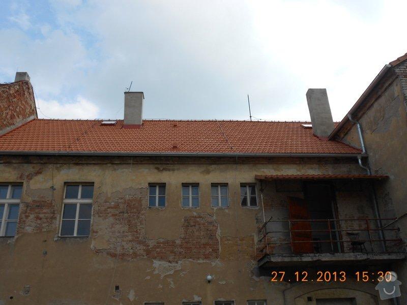 Rekonstrukce střechy: DSCN0719
