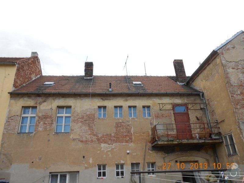 Rekonstrukce střechy: DSCN0586
