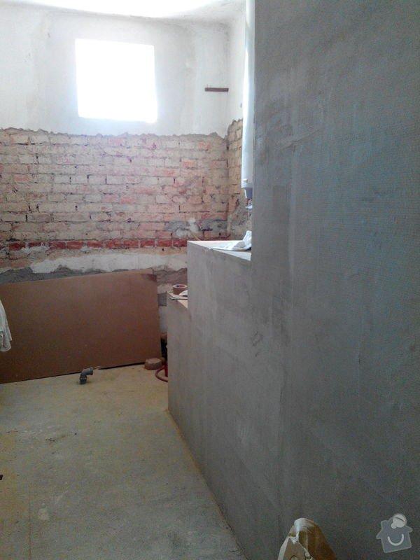 Obklady, Dlažba (koupelna, wc): IMG_20140427_164618
