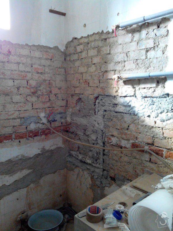Obklady, Dlažba (koupelna, wc): IMG_20140427_164637