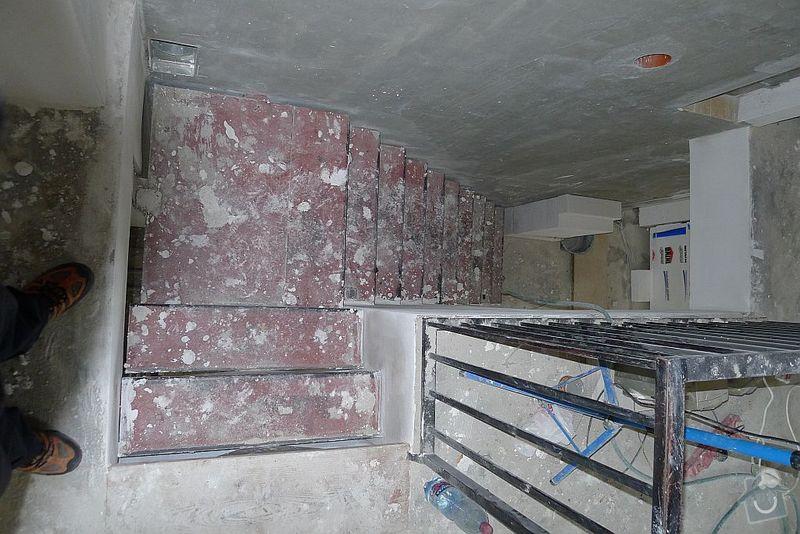 Vybavení interiéru RD - podlahy, dveře, schody: schody_002