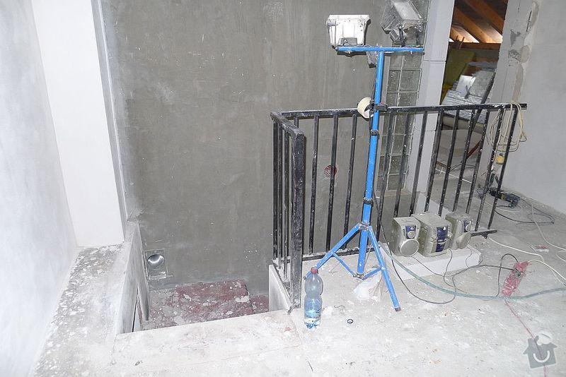 Vybavení interiéru RD - podlahy, dveře, schody: schody_003