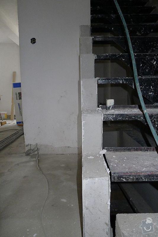Vybavení interiéru RD - podlahy, dveře, schody: schody_004