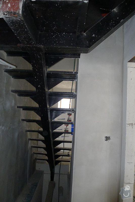 Vybavení interiéru RD - podlahy, dveře, schody: schody_007