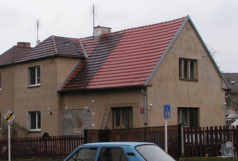 Rekonstrukce střechy: celni