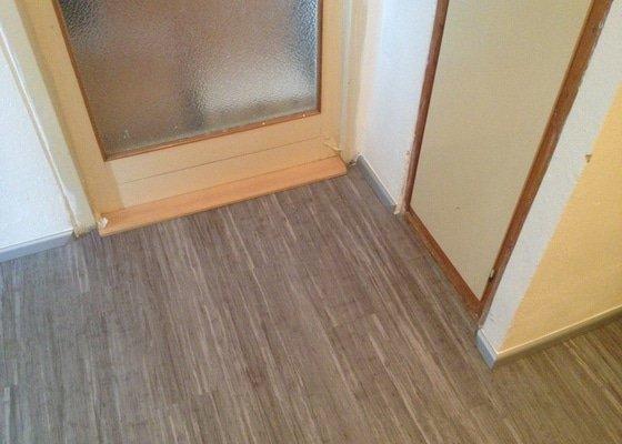 Vinylova podlaha do kuchyne a predsine