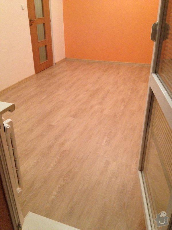 Pokládka vinylové podlahy 17m2: IMG_1133