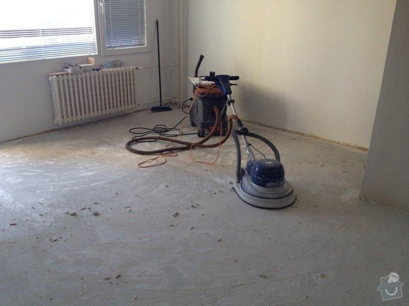 Položení lepené vinylové podlahy : IMG_1731