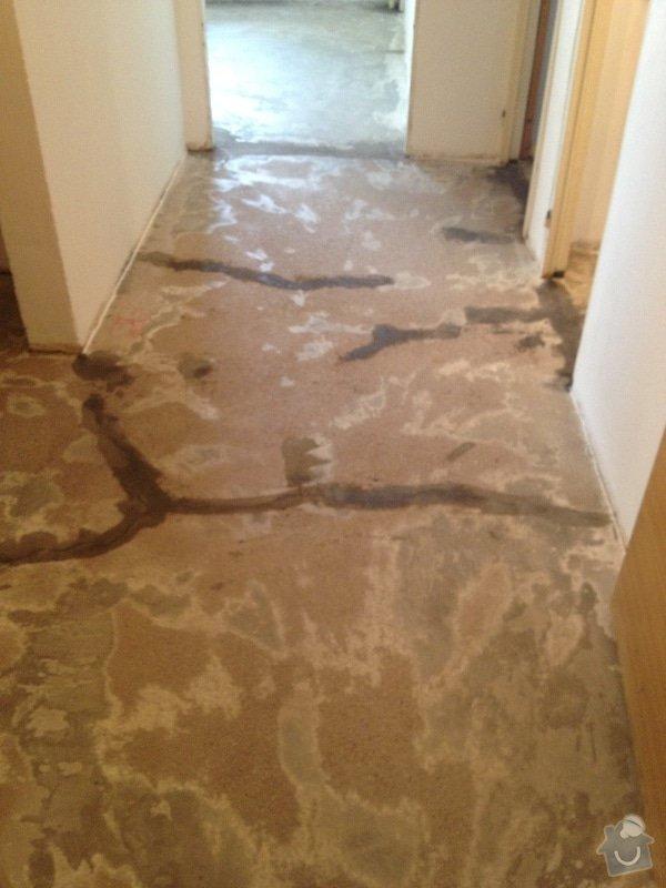 Položení lepené vinylové podlahy : IMG_1737