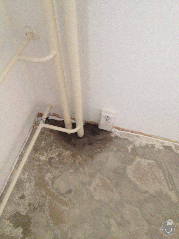 Položení lepené vinylové podlahy : IMG_1743