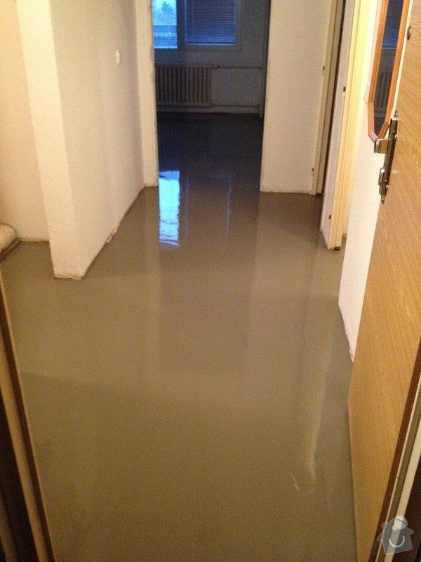 Položení lepené vinylové podlahy : IMG_1746
