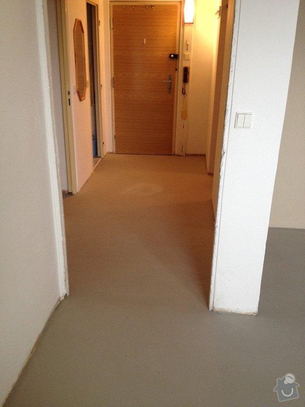 Položení lepené vinylové podlahy : IMG_1761