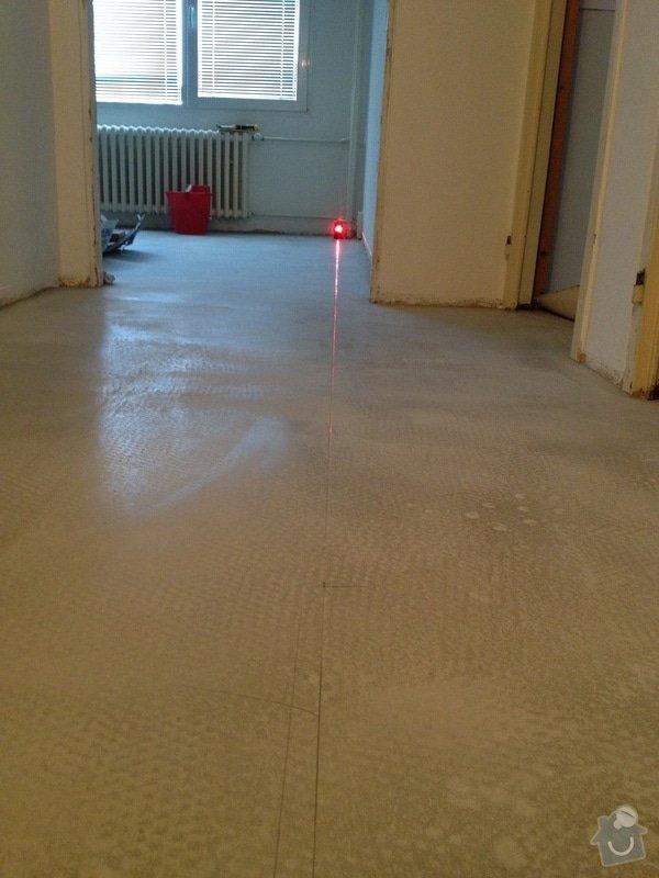 Položení lepené vinylové podlahy : IMG_1766
