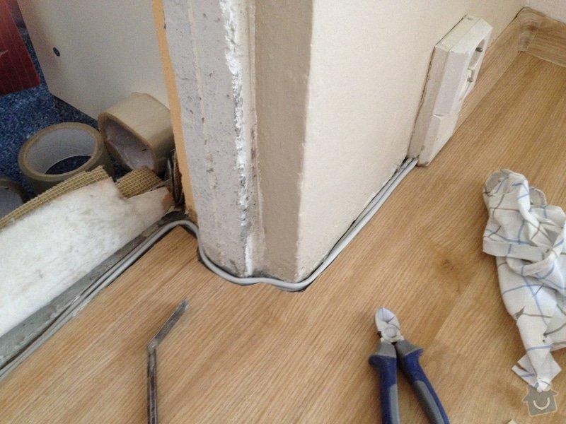 Položení lepené vinylové podlahy : IMG_1802
