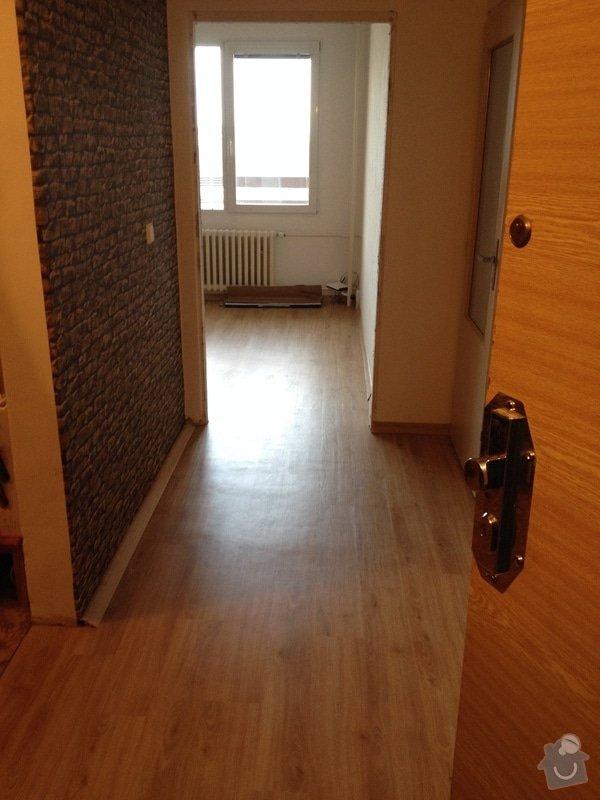 Položení lepené vinylové podlahy : IMG_1808