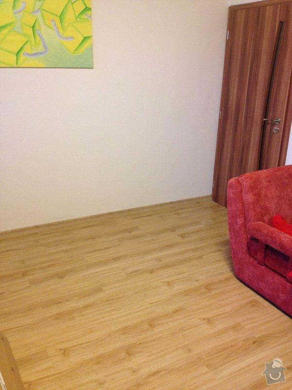 Položení lepené vinylové podlahy : IMG_1874