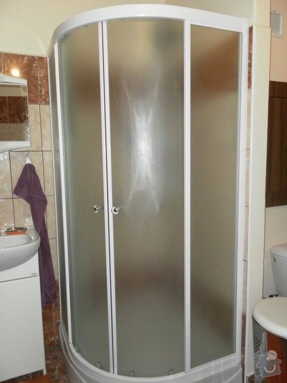 Rekonstrukce koupelny: 5