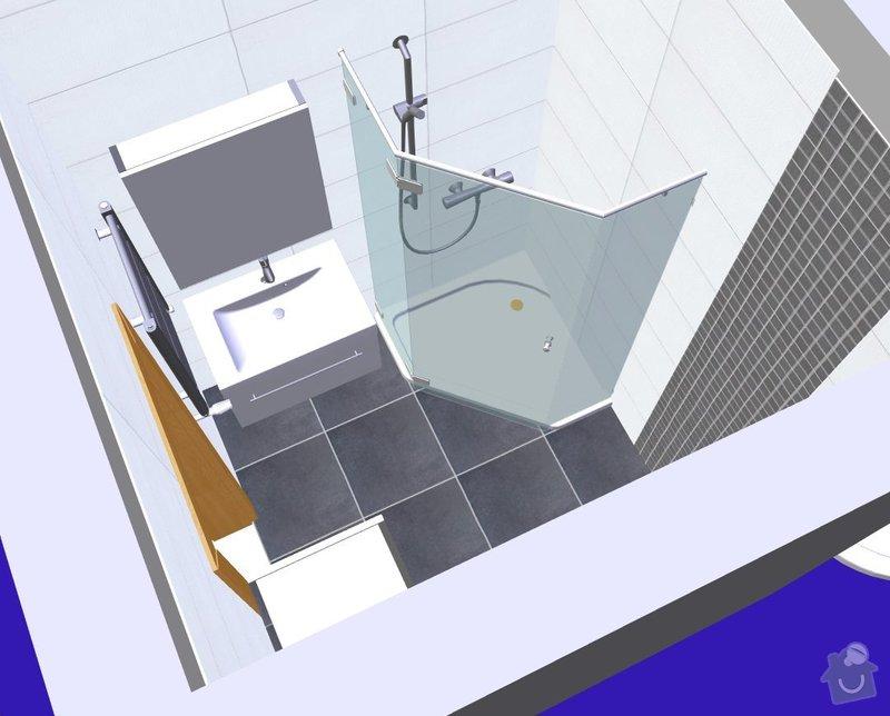 Rekonstrukce koupelny a WC: nova_koupelnaE