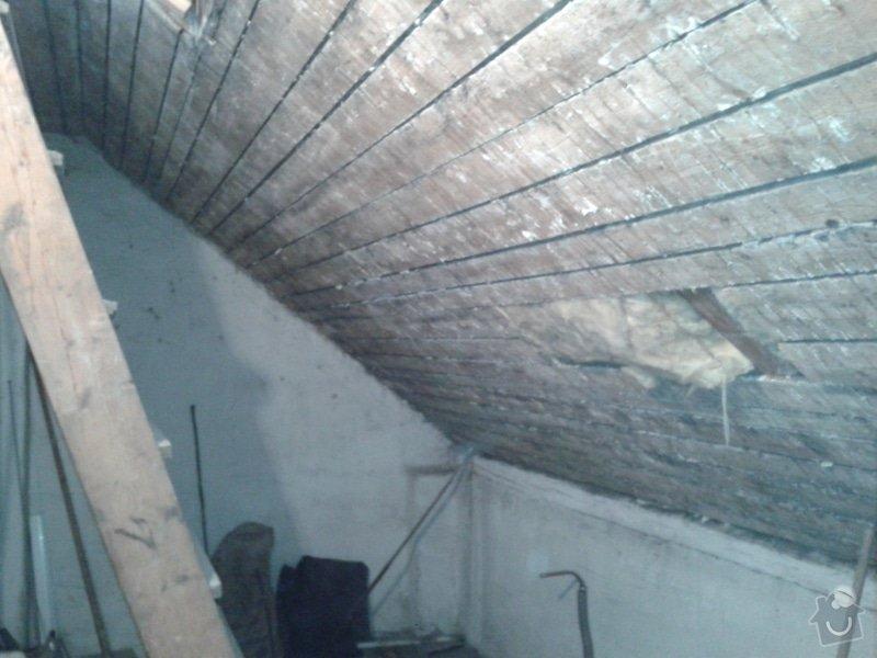 Rekonstrukce bytu, vinylová podlaha - Kuřim: Kurim1