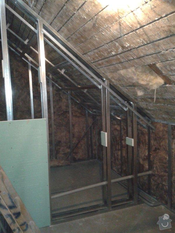 Rekonstrukce bytu, vinylová podlaha - Kuřim: Kurim2