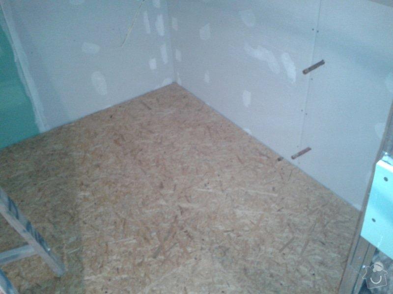 Rekonstrukce bytu, vinylová podlaha - Kuřim: Kurim4