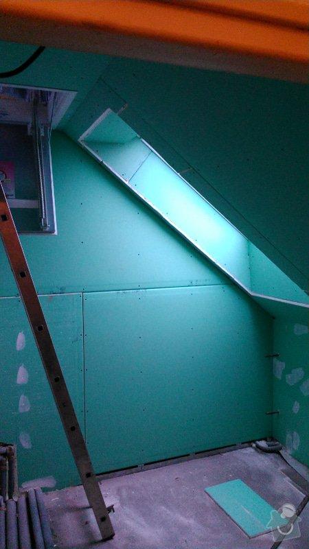 Rekonstrukce bytu, vinylová podlaha - Kuřim: Kurim5