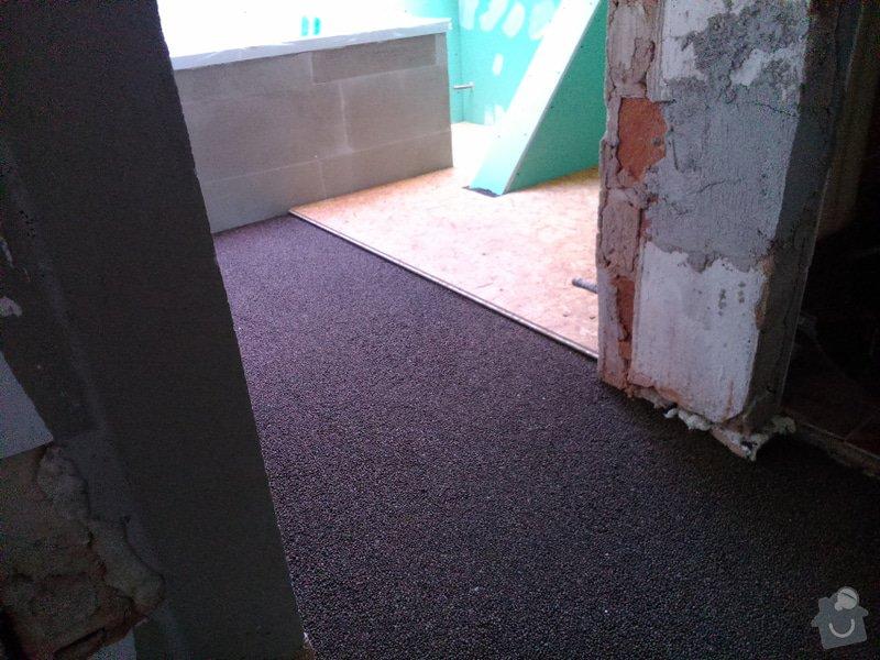 Rekonstrukce bytu, vinylová podlaha - Kuřim: Kurim9