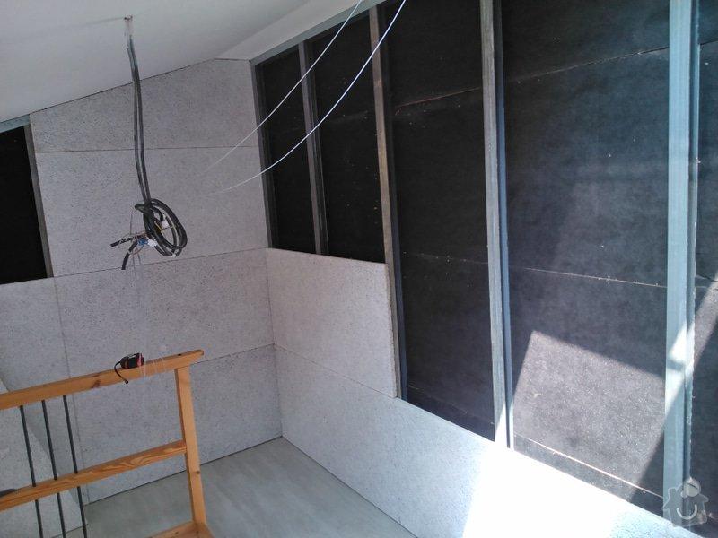 Zvukově pohltivá předsazená stěna: Heradesing2