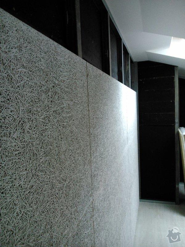 Zvukově pohltivá předsazená stěna: Heradesing3