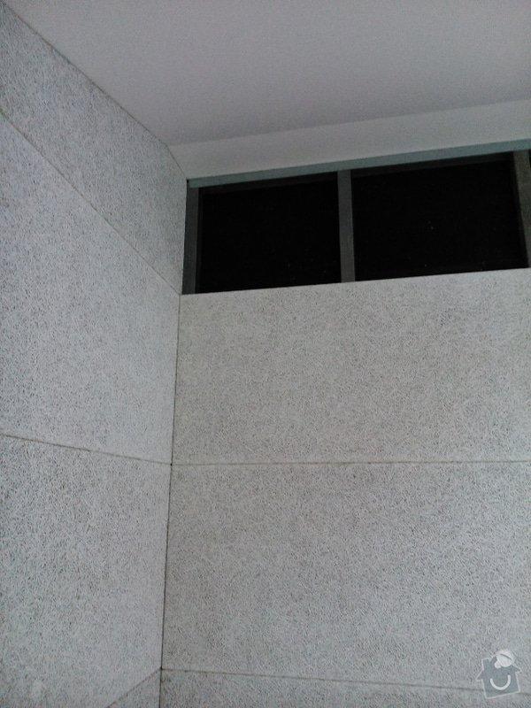 Zvukově pohltivá předsazená stěna: Heradesing4