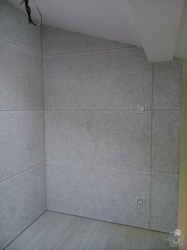 Zvukově pohltivá předsazená stěna: Heradesing8