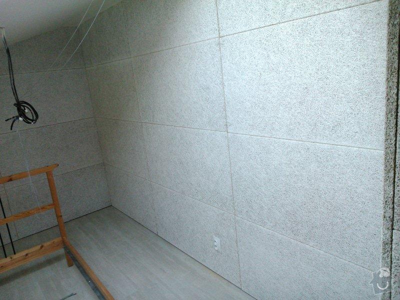 Zvukově pohltivá předsazená stěna: Heradesing9