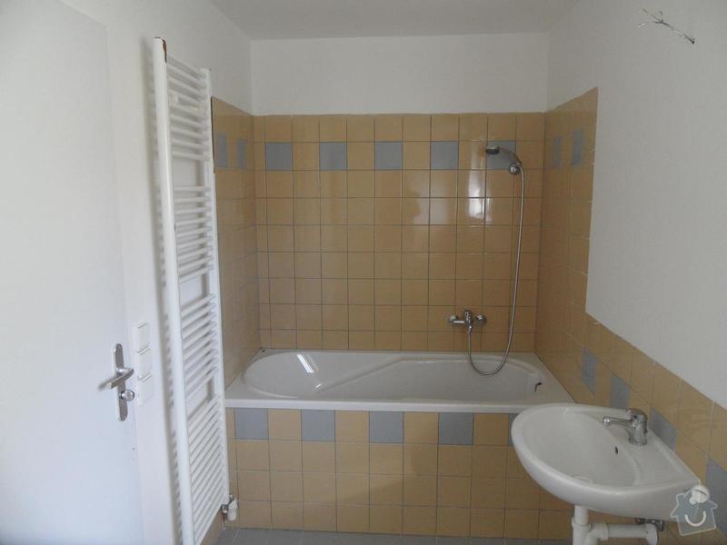 Obklad koupelny: Koupelna