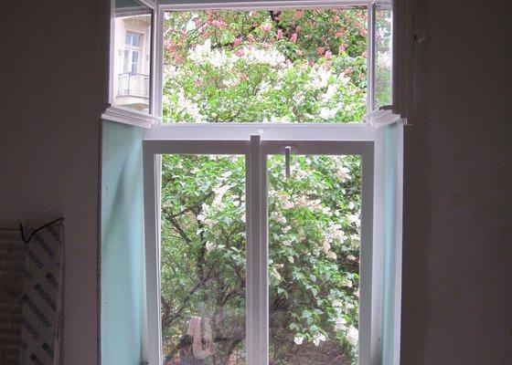 Výměna okna + okenního rámu za SPECIÁLNÍ nové