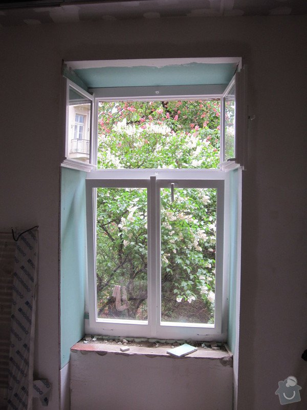 Výměna okna + okenního rámu za SPECIÁLNÍ nové: IMG_7600