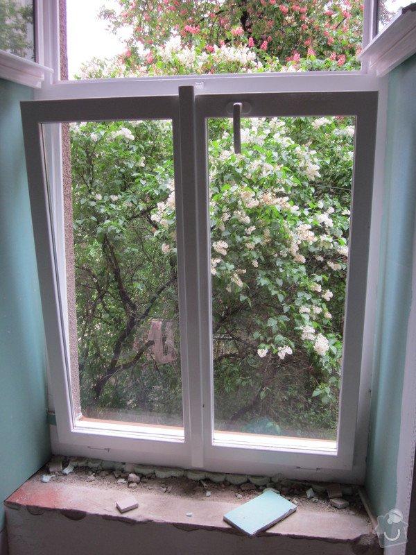 Výměna okna + okenního rámu za SPECIÁLNÍ nové: IMG_7602